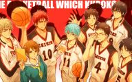 Kuroko's Basketball Team 32 Anime Wallpaper