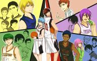 Kuroko's Basketball Team 38 Wide Wallpaper