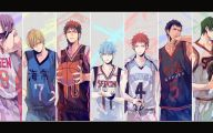 Kuroko's Basketball Team 40 Anime Background
