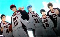 Kuroko's Basketball Team 7 Anime Background