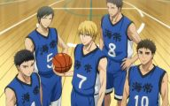 Kuroko's Basketball Team 8 Widescreen Wallpaper