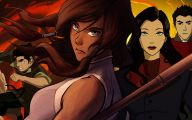 Legend Of Korra Dvd Player 12 Wide Wallpaper