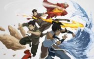 Legend Of Korra Dvd Player 9 Hd Wallpaper