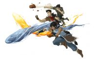 Legend Of Korra Story 4 Desktop Wallpaper