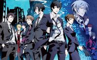 Manga Psycho-Pass 16 Desktop Background