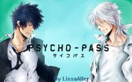 Manga Psycho-Pass 20 Wide Wallpaper
