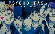 Manga Psycho-Pass 26 Widescreen Wallpaper