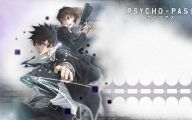 Manga Psycho-Pass 27 Widescreen Wallpaper