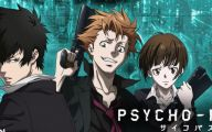 Manga Psycho-Pass 28 High Resolution Wallpaper