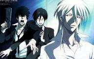 Manga Psycho-Pass 30 Widescreen Wallpaper