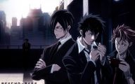 Manga Psycho-Pass 34 Anime Background