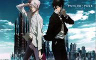 Manga Psycho-Pass 4 Free Wallpaper