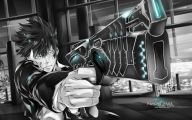 Manga Psycho-Pass 5 Anime Wallpaper