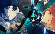 Manga Psycho-Pass 7 High Resolution Wallpaper