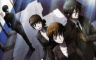 Manga Psycho-Pass 8 High Resolution Wallpaper