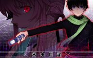 Mirai Nikki Future Diary 13 Widescreen Wallpaper