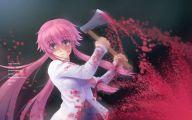 Mirai Nikki Future Diary 21 Anime Wallpaper