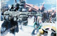 Mobile Suit Gundam 3D 12 High Resolution Wallpaper