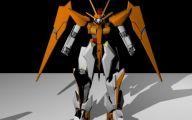 Mobile Suit Gundam 3D 16 High Resolution Wallpaper