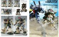 Mobile Suit Gundam 3D 32 Widescreen Wallpaper
