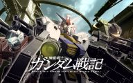 Mobile Suit Gundam 3D 33 Desktop Background