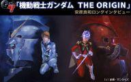 Mobile Suit Gundam The Origin 21 Desktop Background