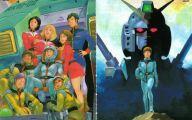 Mobile Suit Gundam The Origin 27 Cool Wallpaper