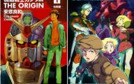Mobile Suit Gundam The Origin 9 Wide Wallpaper