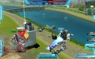 Mobile Suit Gundam Video Game 1 Background Wallpaper