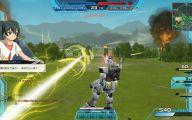 Mobile Suit Gundam Video Game 13 Desktop Wallpaper
