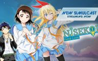 Nisekoi Animated Series 2 Anime Wallpaper