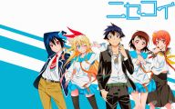 Nisekoi Animated Series 9 Cool Wallpaper
