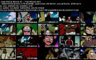 One Piece Film Gold 37 Wide Wallpaper