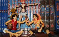 One Piece Fun Movie 4 Desktop Background