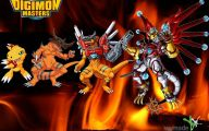 Online Digimon 42 Anime Background