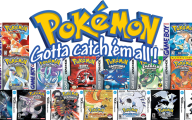 Pokemon Games 30 Cool Wallpaper