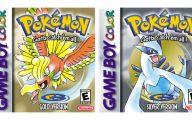 Pokemon Silver 5 Desktop Background