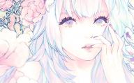Pretty Anime Girls 24 Widescreen Wallpaper