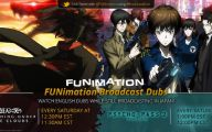 Psycho Pass Funimation 1 Desktop Background