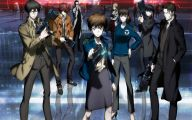Psycho Pass Funimation 15 Wide Wallpaper