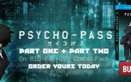 Psycho Pass Funimation 8 Cool Hd Wallpaper