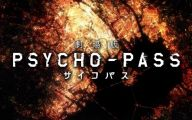 Psycho-Pass Trailer 13 Anime Background