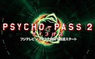 Psycho-Pass Trailer 2 Desktop Background