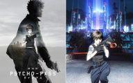Psycho-Pass Trailer 4 Anime Wallpaper