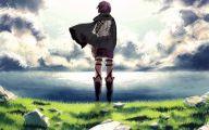 Shingeki No Kyojin Anime Series 16 Background Wallpaper