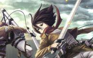 Shingeki No Kyojin Anime Series 2 Background Wallpaper