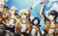 Shingeki No Kyojin Anime Series 26 Widescreen Wallpaper