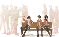 Shingeki No Kyojin Anime Series 27 Desktop Background