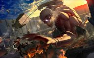 Shingeki No Kyojin Cartoons 18 Anime Background