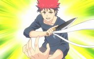 Shokugeki No Soma Anime 18 Free Hd Wallpaper